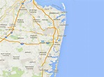 Maps of the New Jersey Shore
