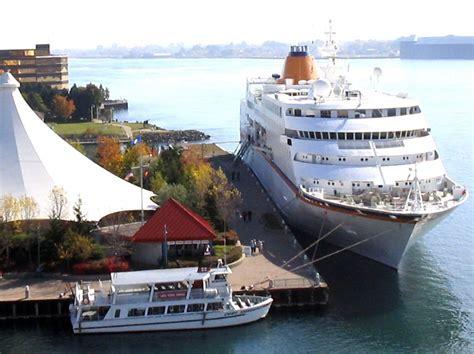 cruise ship season has arrived saultonline com