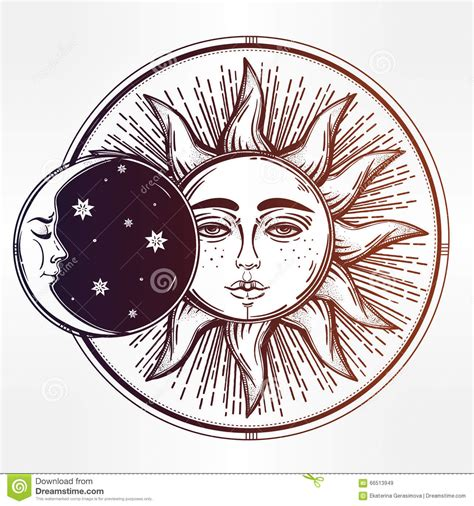 Eclipse Sun Moon Clip Art