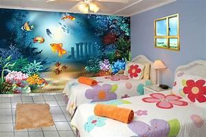 Decoration Chambre D Enfant : les belles chambres de filles ~ Teatrodelosmanantiales.com Idées de Décoration