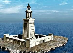 Alexandria Egypt Lighthouse Lighthouses Lighthouse