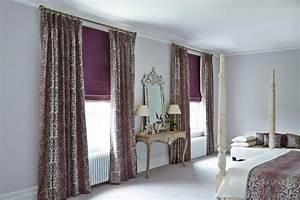 Gardinen Für Schlafzimmer : 35 barock gardinen und vorh nge mit edlen mustern ~ Watch28wear.com Haus und Dekorationen