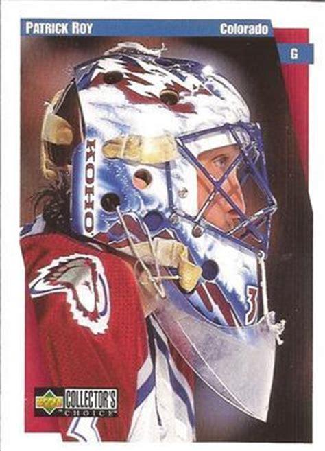 cards   crease  hockey card blog  goalie mask post