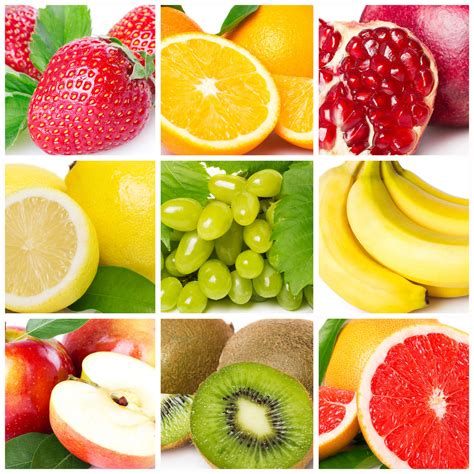 colorful fruit research proven weight loss food and plate color