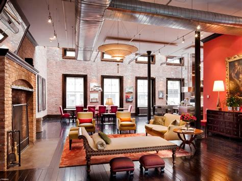 Tribeca Loft Mansion Has Million-dollar Style