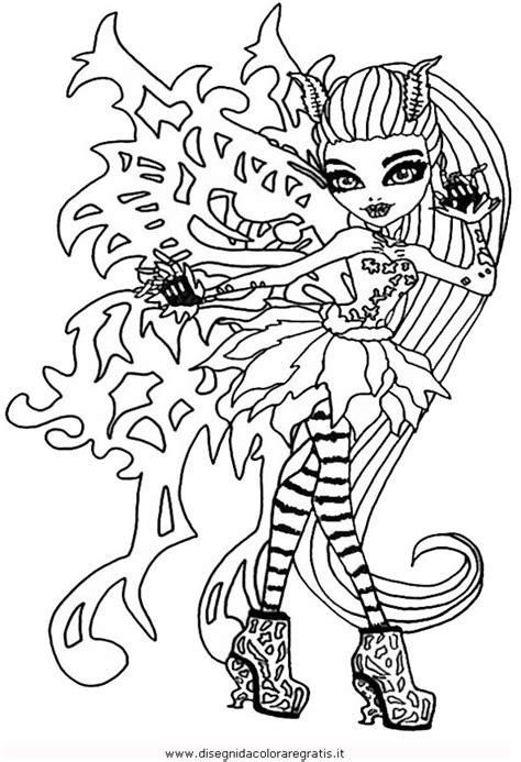 disegno monster high bonita femur personaggio cartone