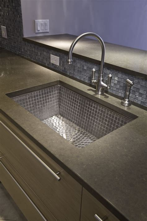 Kitchen Sinks And Faucets Kitchen Traditional With Crown