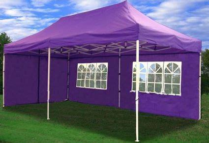 purple    pop  canopy party tent party tent gazebo gazebo plans