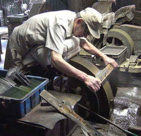 knife japanese sharpening tools wheel grinding circular grinders kitchen sharpen blacksmith knives qy1 wet production knifeworks