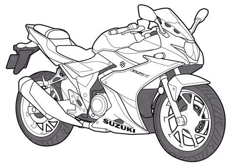 Ausmalbild motorrad drucken fahrrad zeichnung ausmalbilder ausmalen. Ausmalbilder Motorrad Bmw   Kinder Ausmalbilder