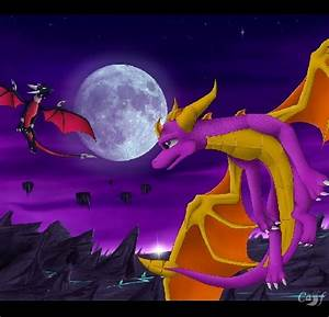 Cynder And Spyro Mating Related Keywords - Cynder And ...