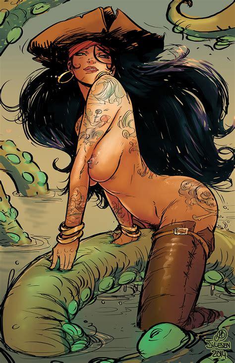 Hot Pirate Girl Female Pirate Tentacle Porn Luscious