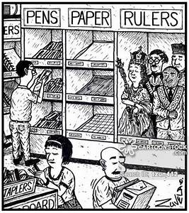 Stationery Cartoons and Comics - funny pictures from ...