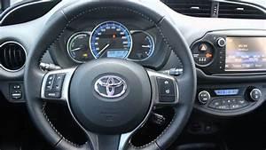 Toyota Yaris Dynamic Business : toyota yaris 1 5 hybrid dynamic youtube ~ Medecine-chirurgie-esthetiques.com Avis de Voitures