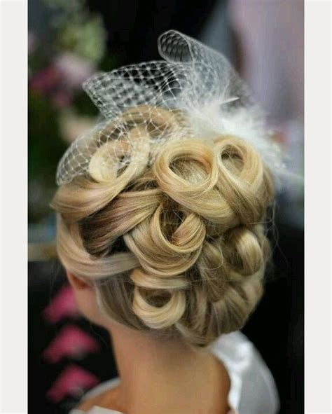Drop Dead Gorgeous Curly Wedding Updos Bridal Hairstyles