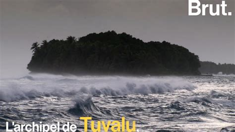 larchipel de tuvalu est menace de disparition