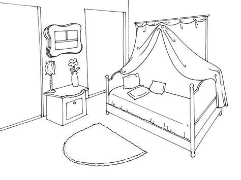 coloriage de chambre de fille stunning dessin de chambre gallery matkin info matkin info