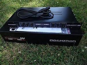 Rocktron Velocity 300 Rack Mount Stereo 150 Watt Per