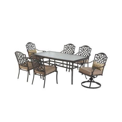 patio dining chairs set of 6 martha stewart living augusta patio dining chair set of 6