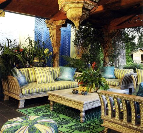Patio Styles Ideas by 18 Amazing Moroccan Style Patio Design Ideas Style