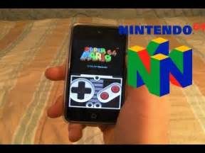 n64 emulator iphone just and go n64 emulator iphone 4