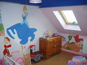 Chambre Bébé Disney : cool chambre fille disney u limoges lie with chambre bb disney ~ Farleysfitness.com Idées de Décoration