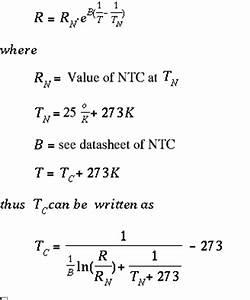 Ntc Berechnen : lf365 hardware un term metro digital o comunicarte en i2c con tu microcontrolador atmel ~ Themetempest.com Abrechnung
