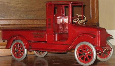 buddy l museum buying sturditoy trucks free appraisals