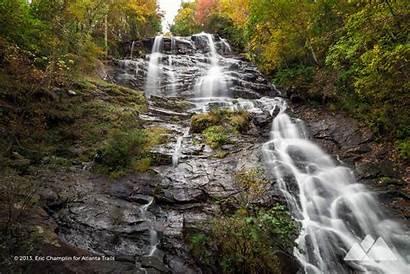 Falls Amicalola Trail Georgia Park State Hiking