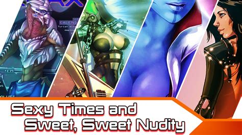 mass effect naked anime other