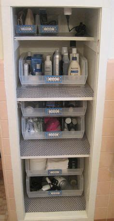 bathroom closet organization ideas 1000 ideas about bathroom closet organization on bathroom closet closet
