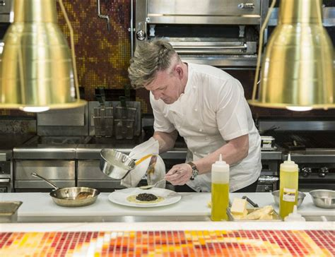 Gordon Ramsay Opens Hell's Kitchen On Las Vegas Strip Unique Christmas Gifts For Families 3 Month Old Hippie Luxury Men Her Desserts Eve Online Gift Making Ideas
