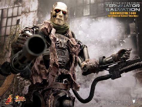 hot toys mms  terminator salvation