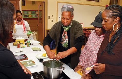 African Heritage Cooking Classes Connect Present with the