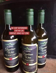 Guyabano Wine By Doc Atoie For Sale Cebu City Cebu