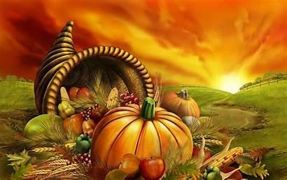 Thanksgiving Harvest Illustration Foods Wallpapers Desktop Backgrounds
