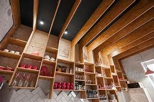 Pink Café Interior Design Makes Patrons Feel at Home
