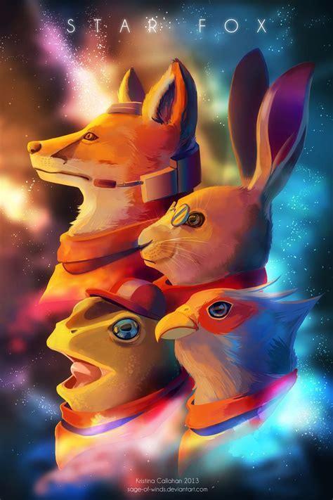 Star Fox By Sage Of On Deviantart
