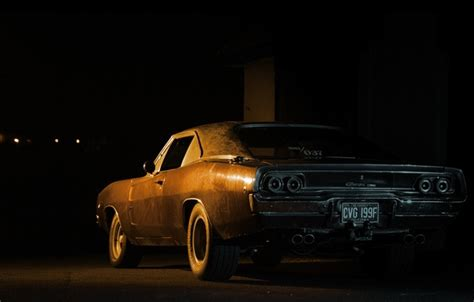 wallpaper black dodge night charger