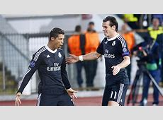 Gareth Bale says he wants Cristiano Ronaldo to stay with