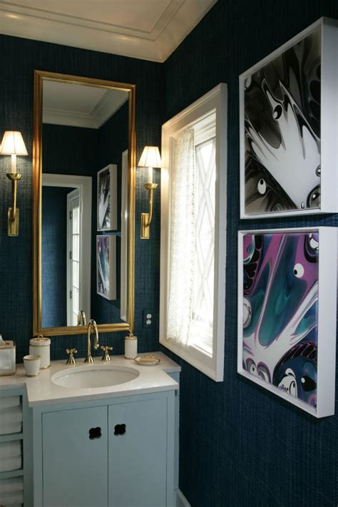 decorating ideas  rooms   blues hgtv