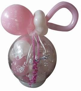 Geschenk Für Taufe Mädchen : geschenk ballon geburt taufe schnulli geschenkverpackung geld ~ Frokenaadalensverden.com Haus und Dekorationen