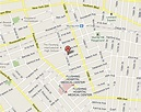 Flushing New York Map