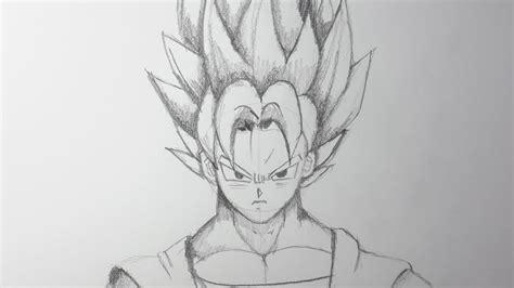Como dibujar a Goku SSJ paso a paso El Dibujante YouTube