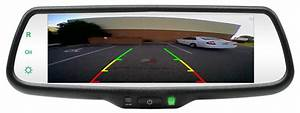 Tailgate Handle Backup Cameras For Ford  Chevrolet  Gmc
