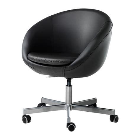 skruvsta swivel chair black skruvsta swivel chair idhult black ikea