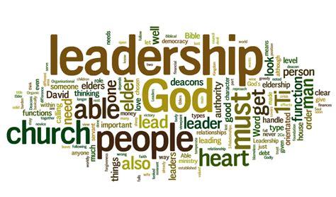 call  christian leaders