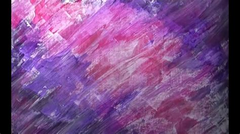 Paint Background Acrylic Paint Background With Palette Knife