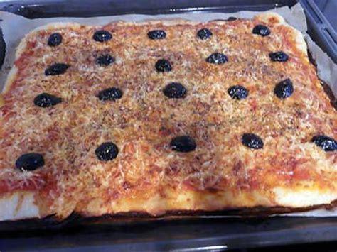 recette de pizza maison par carlamatteo