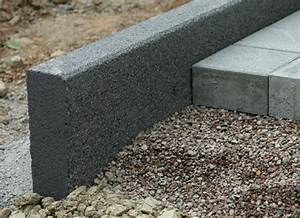 Bordure En Ciment : installation et pose de pav s unis et de bordures en b ton ~ Premium-room.com Idées de Décoration
